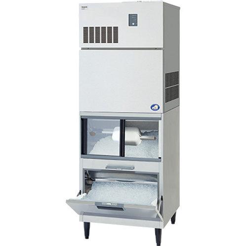 製氷機 スタックオンタイプ SIM-C450YN-FUB4 チップアイス
