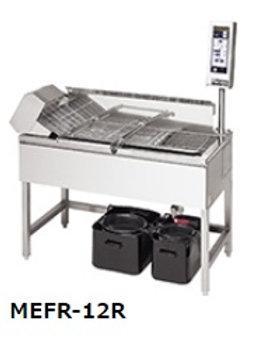 電気小型連続自動フライヤー MEFR-09R(L)