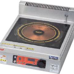 IHクリーンコンロ 発光スケルトン 高機能シリーズ MIHX-L05D