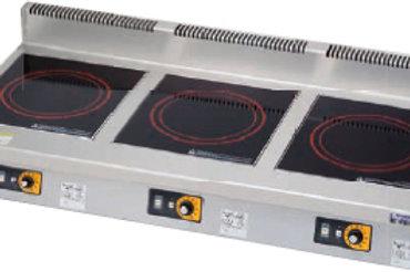 IHクリーンコンロ 卓上型 単機能・低価格シリーズ 標準プレート MIH-P333B