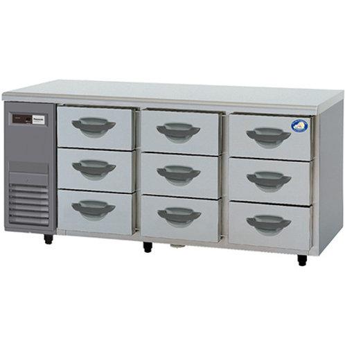3段ドロワー冷蔵庫 SUR-DK1661-3