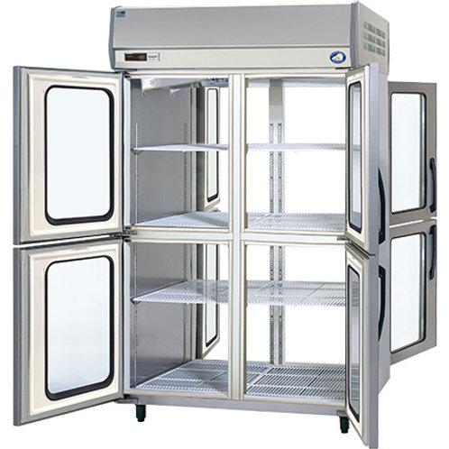 タテ型 パススルー冷蔵庫 SRR-KP1283D