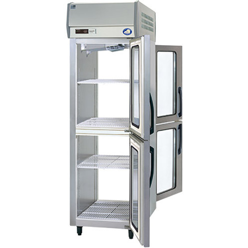 タテ型 パススルー冷蔵庫 SRR-KP681D