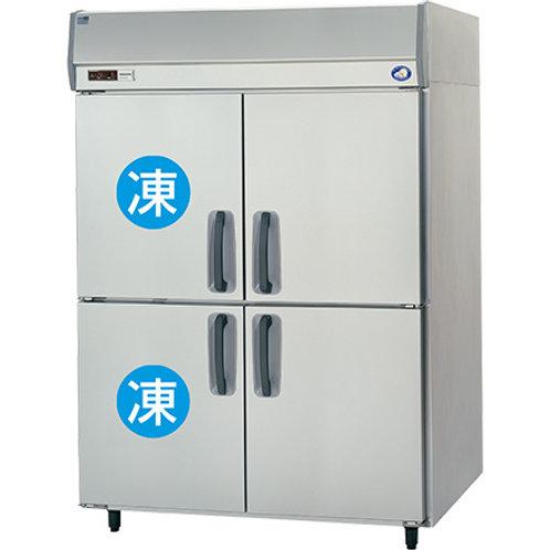 タテ型 冷凍冷蔵庫 SRR-K1583C2B 冷凍2室