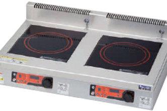IHクリーンコンロ インジケーター搭載機種 高機能シリーズ  標準プレート MIHX-S33C
