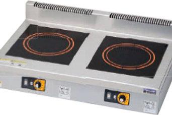 IHクリーンコンロ 卓上型 単機能・低価格シリーズ 耐衝撃プレート MIH-KP55B