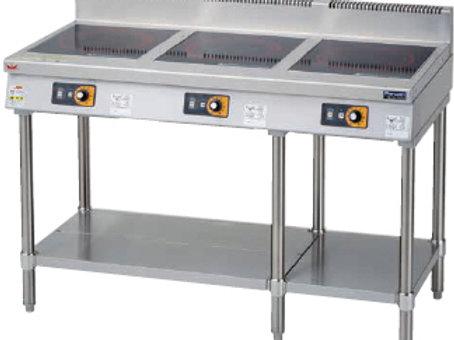 IHクリーンテーブル  単機能・低価格シリーズ 標準プレート MIT-P555B