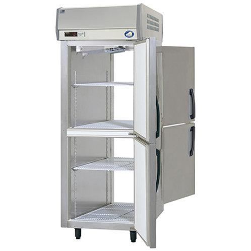 タテ型 パススルー冷凍庫 SRF-KP783