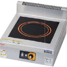 IHクリーンコンロ 卓上型 単機能・低価格シリーズ 耐衝撃プレート MIH-KP05B