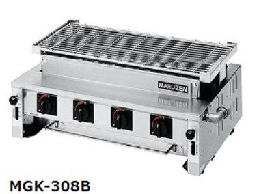 下火式焼物器 炭焼き 熱板タイプ 汎用型 MGK-314B