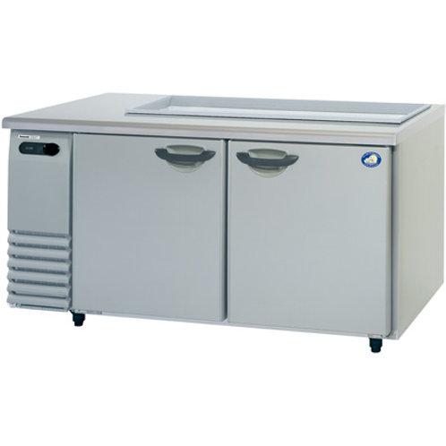 サンドイッチユニット冷蔵庫 SUR-GS1561SA