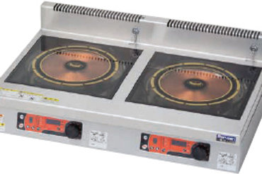 IHクリーンコンロ インジケーター搭載機種 発光スケルトン 高機能シリーズ MIHX-SL55D