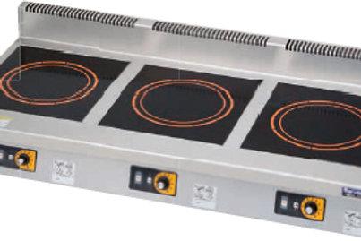 IHクリーンコンロ 卓上型 単機能・低価格シリーズ 耐衝撃プレート MIH-KP333B