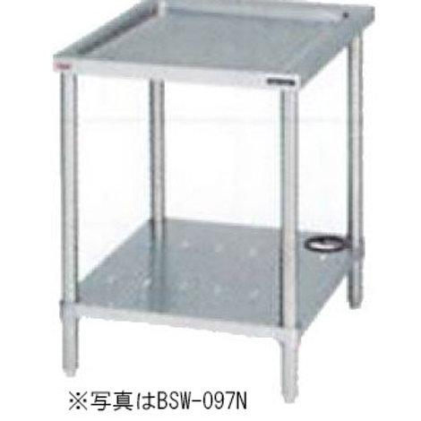 水切台 BSW-067N バックガード無し 外形寸法:幅600×奥行750×高さ800