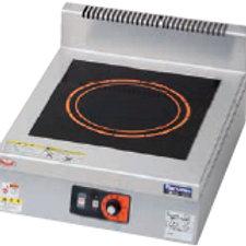 IHクリーンコンロ 卓上型 単機能シリーズ 耐衝撃プレート MIH-K03D