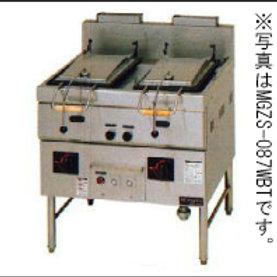 ガス餃子焼器 本格派シリーズ MGZS-137WB