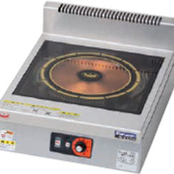 IHクリーンコンロ インジケーター搭載機種 発光スケルトン 単機能シリーズ  MIH-SL05D