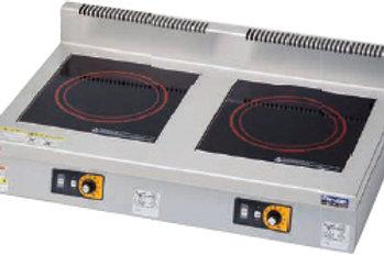IHクリーンコンロ 卓上型 単機能・低価格シリーズ 標準プレート MIH-P55B