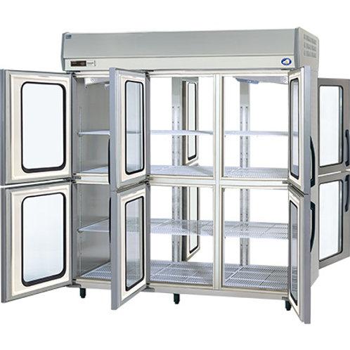 タテ型 パススルー冷蔵庫 SRR-KP1883D