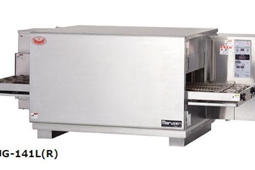 ガス式コンベアオーブン スピードジェット コンパクトタイプ SPJG-141R-K