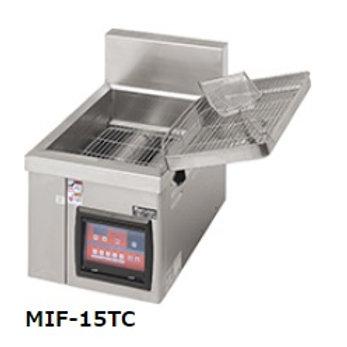 電磁フライヤー 卓上タイプ MIF-15TC