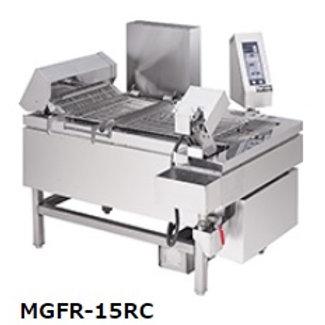 ガス連続自動フライヤー MGFR-20RC