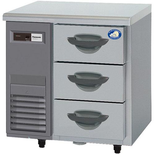 3段ドロワー冷蔵庫 SUR-DK771-3