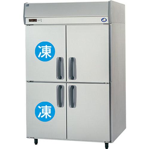 タテ型 冷凍冷蔵庫 SRR-K1261C2B 冷凍2室