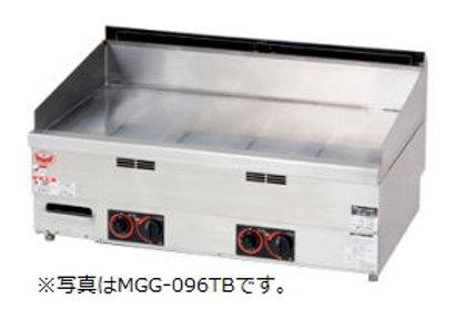 ガス式 グリドル MGG-076TB