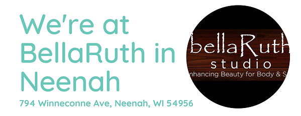 We're at BellaRuth in Neenah.png