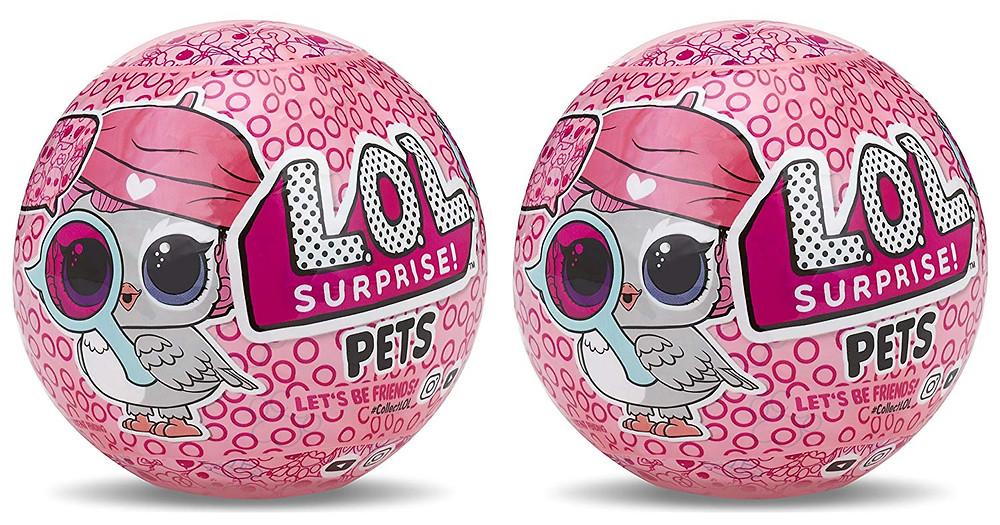 L O L Surprise Pets Pack Of 2 9 99 Savvy Deals Uk