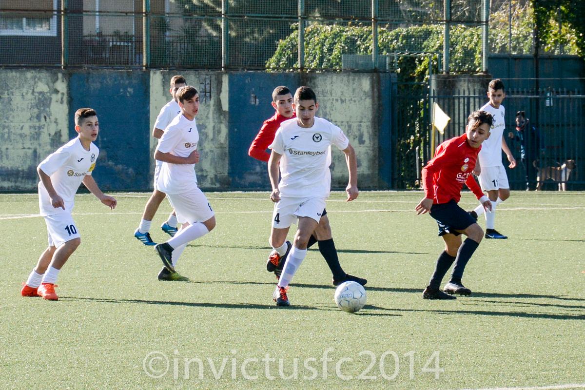 INVICTUS FC - GIOVANILE GELA