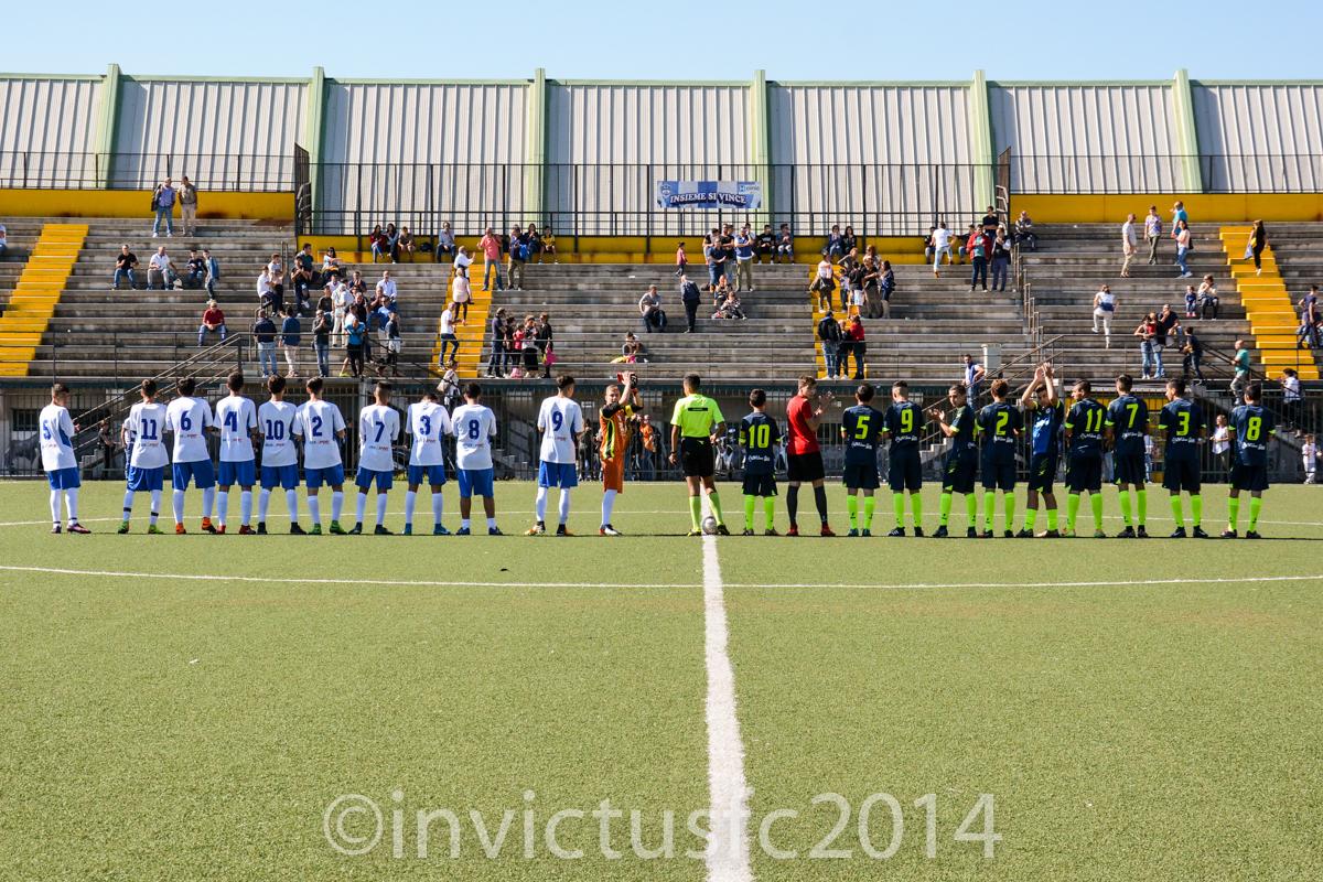 INVICTUS FC - ETNA CALCIO 1-0