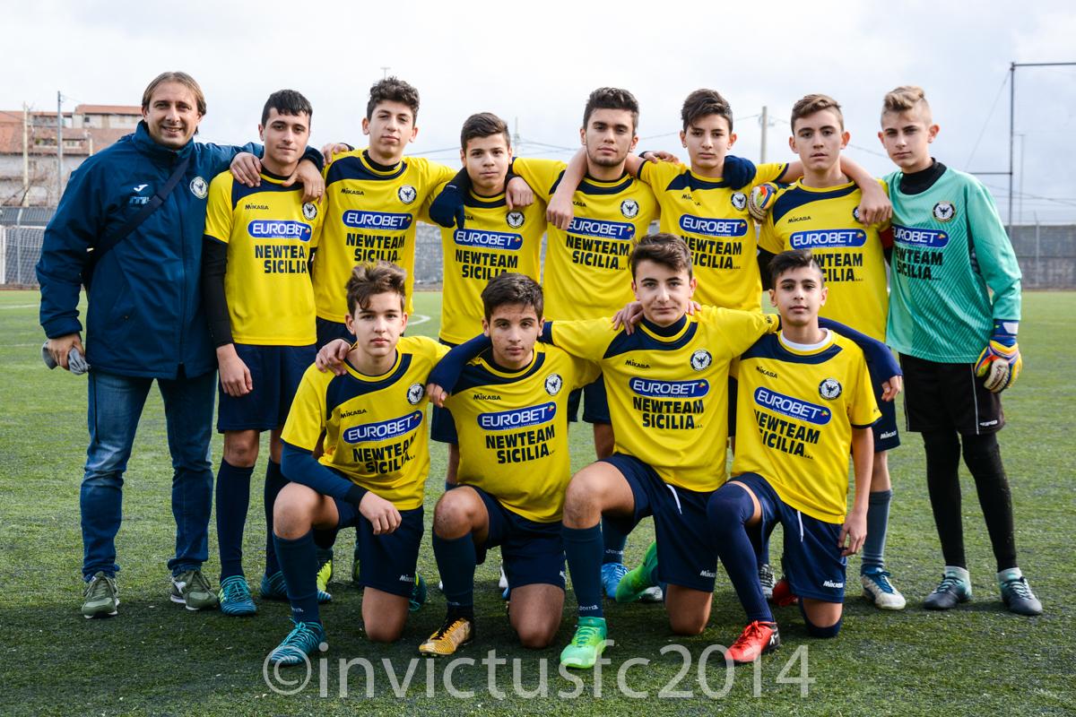 J. BELPASSO - INVICTUS FC 0-0