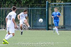INVICTUS FC - LA MERIDIANA 3-4
