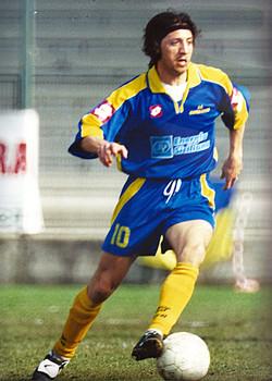 Enzo Marchese da calciatore