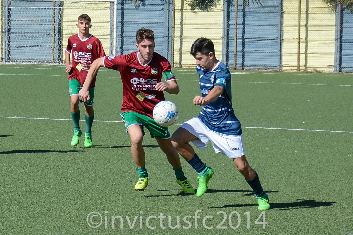 INVICTUS FC - SANCATALDESE 0-1
