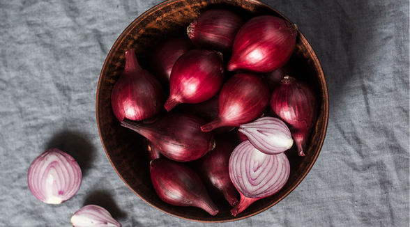 Egyptian Red Onion