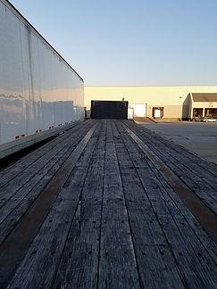 Steel Flatbeds