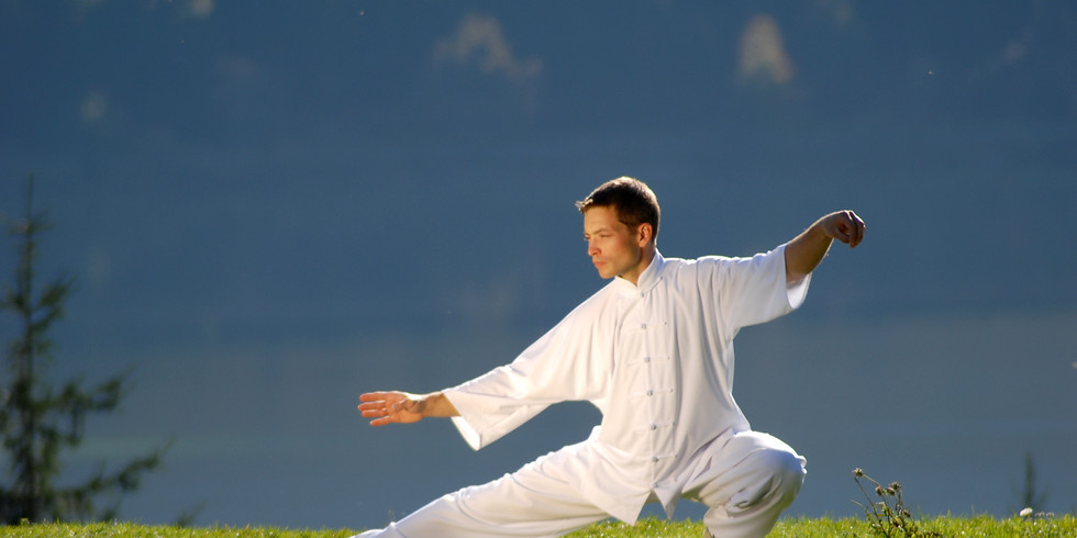 Free Tai Chi and Qi Gong Class in the Park