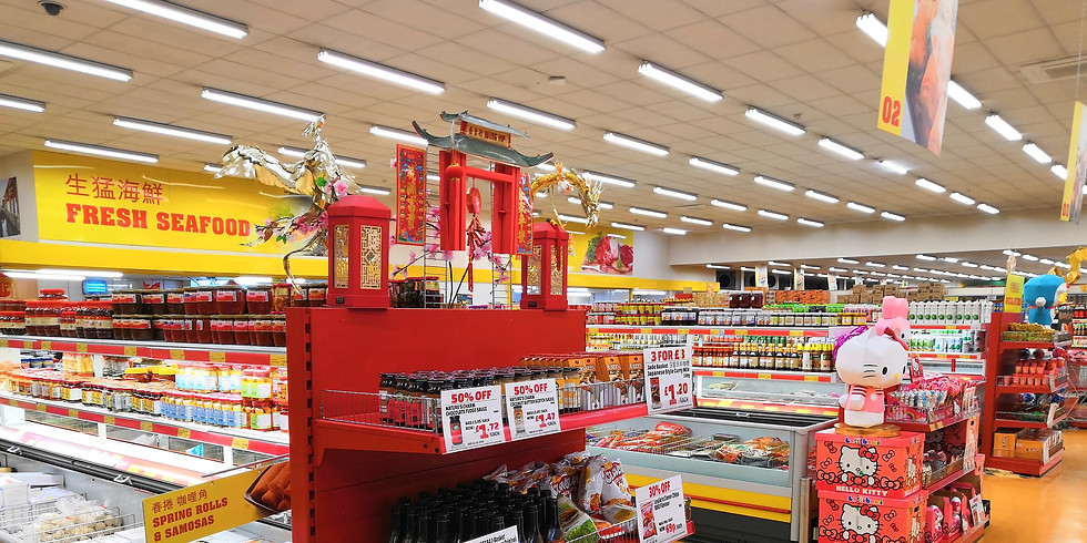 Chinese Dietary Therapy Supermarket Tour