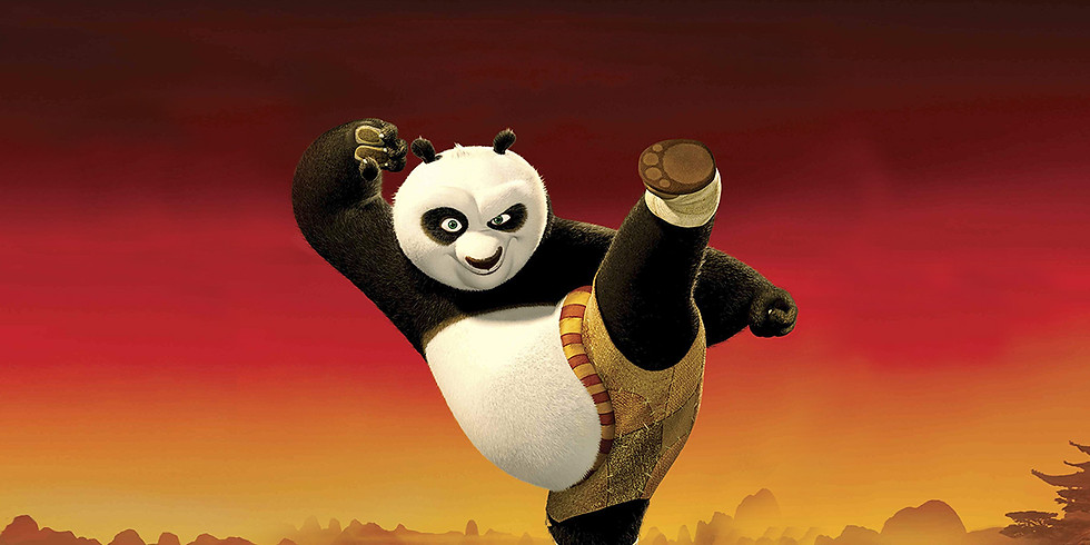 Kung Fu Panda - Screening and TALK on the REAL meaning of KUNG FU