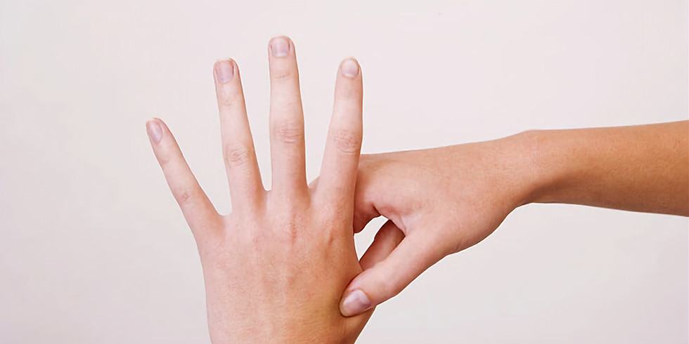 Learn Self-Acupressure - Treat Your Own Ailments!