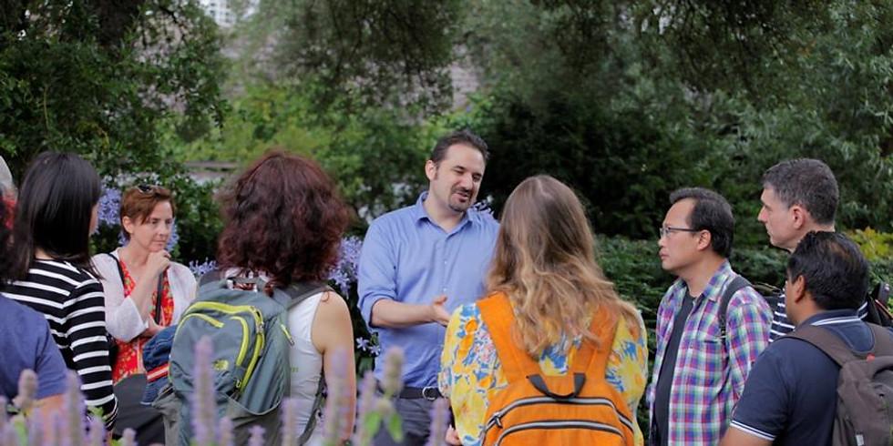 Chinese Herb Walking Tour @ Kew Gardens