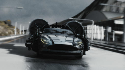 """Supercharged Aston Martin DB11"""