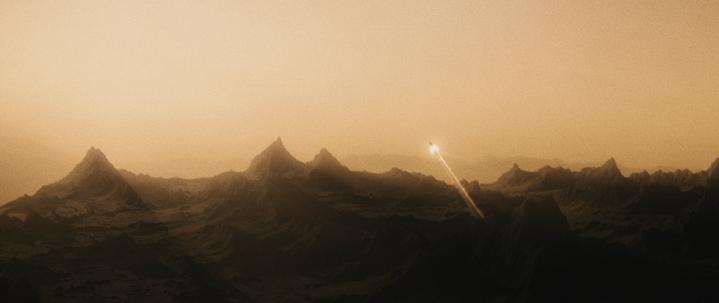 """Martian Liftoff"""