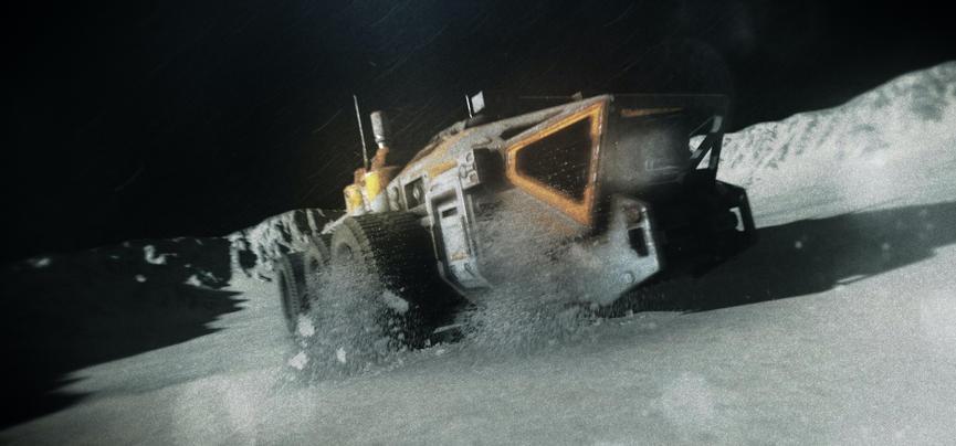 """""""Space Bulldozer"""""""