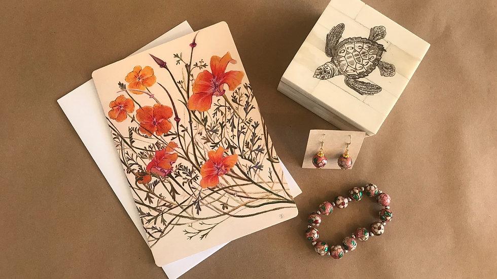 Cloisonne Jewelry & Keepsake Box Bundle