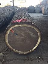 黑胡桃,美国原木