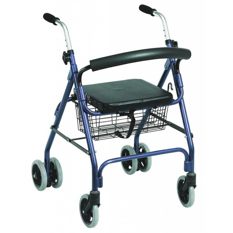 Andadera con ruedas